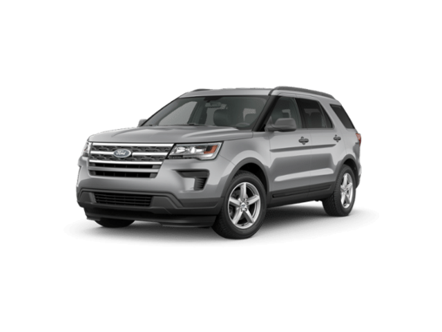 2018 Ford Explorer FWD SUV
